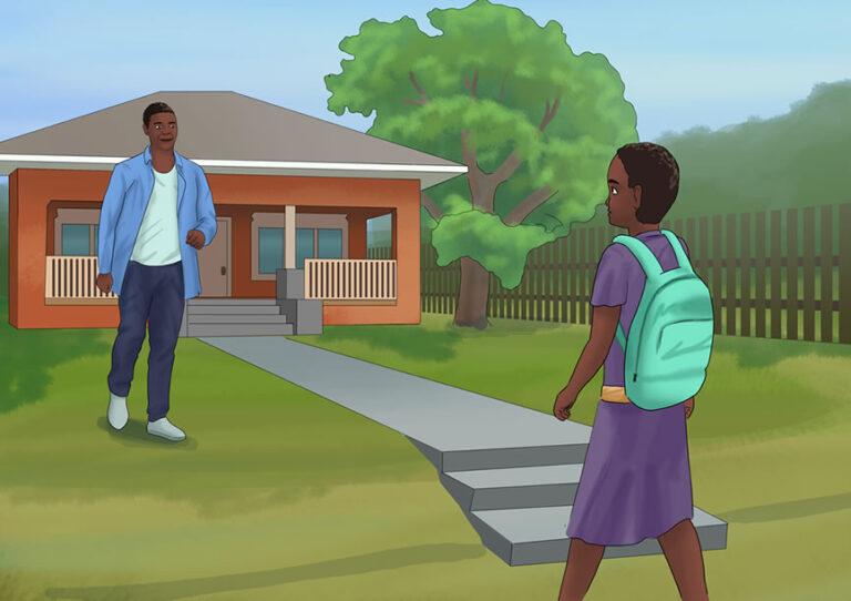 The story of Rakiya, the sanitary inspector